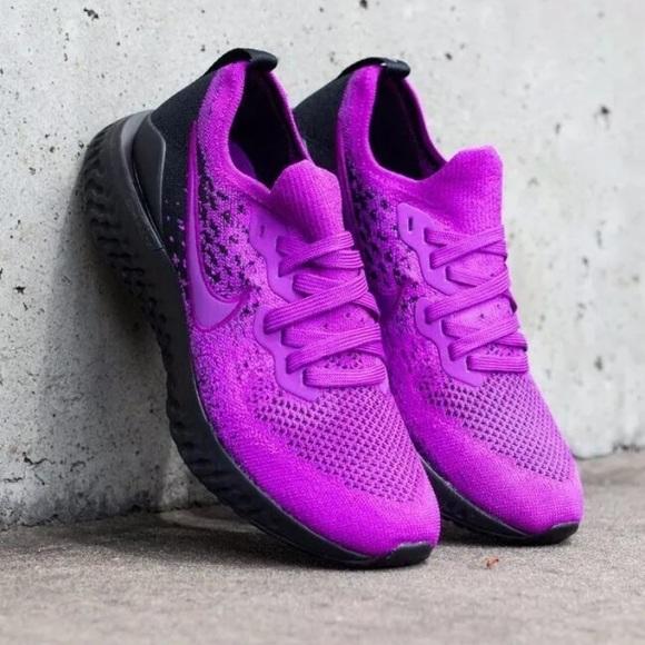Nike Epic React Flyknit 2 Vivid Purple